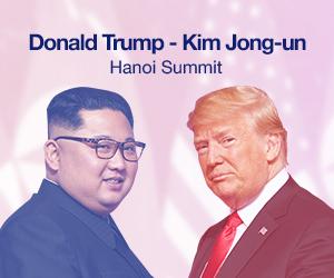 Donald Trump - Kim Jong-un Hanoi Summit