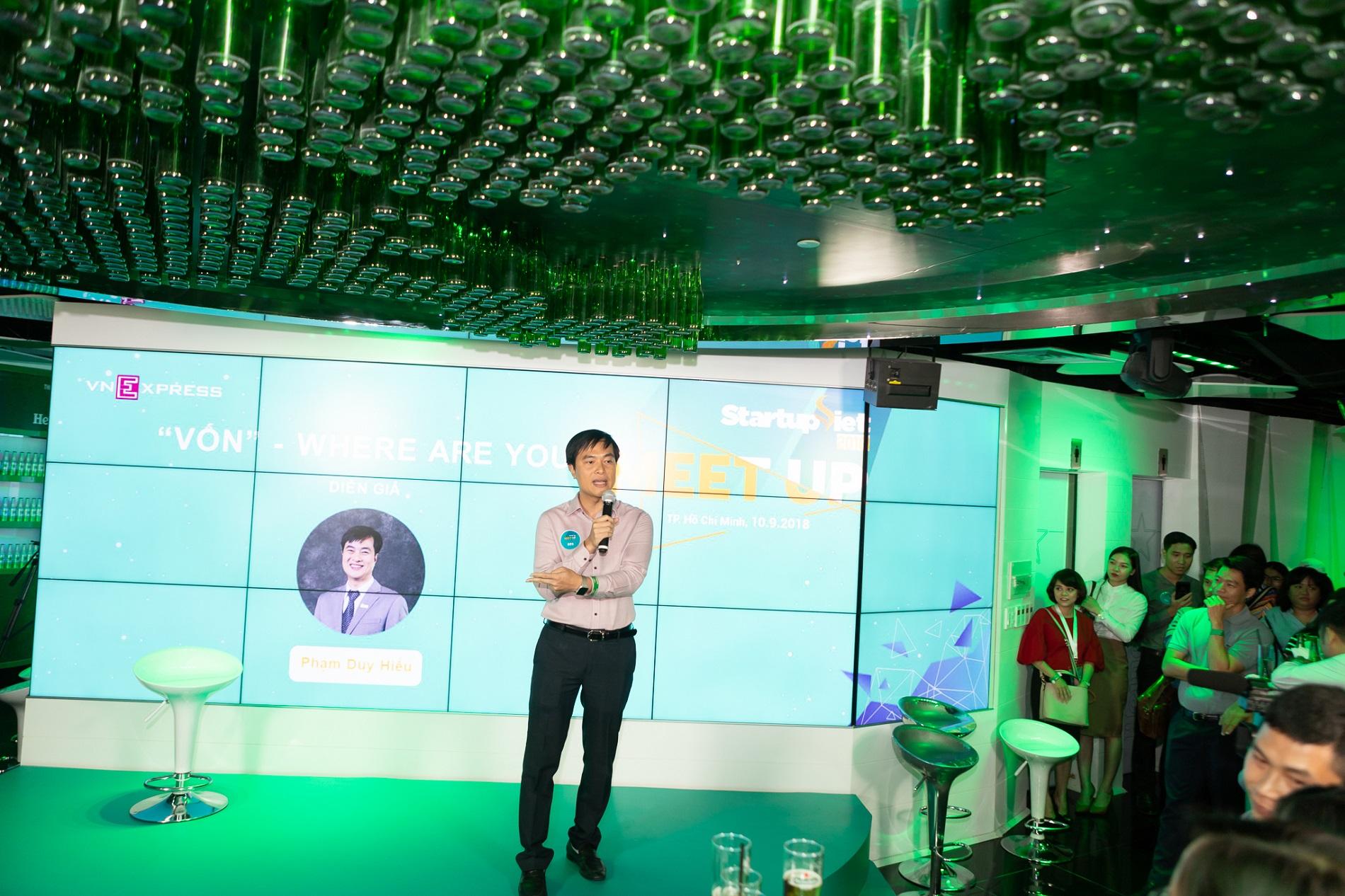 Startup Việt 2018