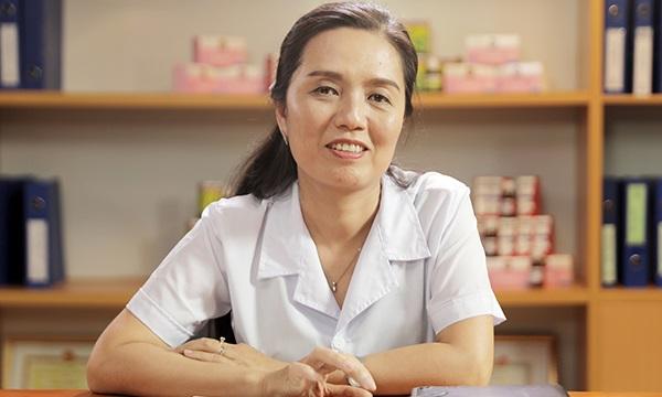PGS.TS Nguyễn Thị Diệu Thúy
