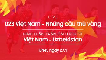 Talkshow U23 Việt Nam