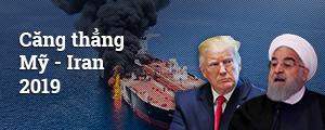 Căng thẳng Mỹ - Iran 2019