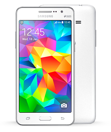 Samsung Galaxy<br/>Grand Prime
